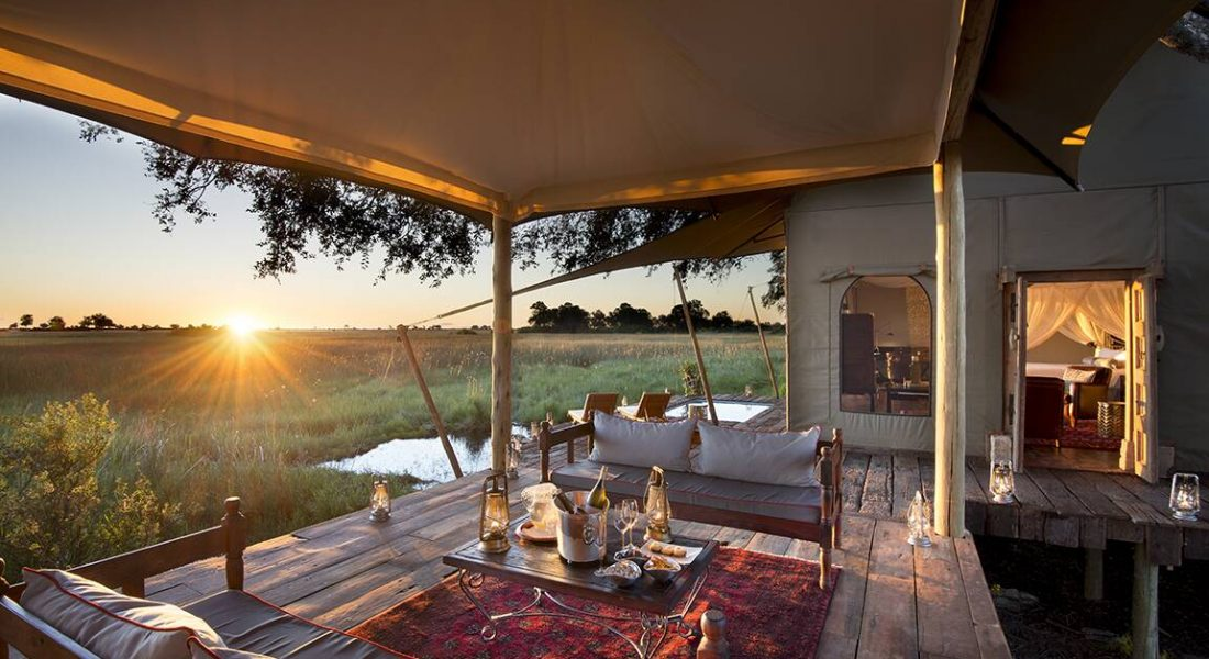 DUBA PLAINS 15 - BOTSWANA - THE INDIANA TRAVEL