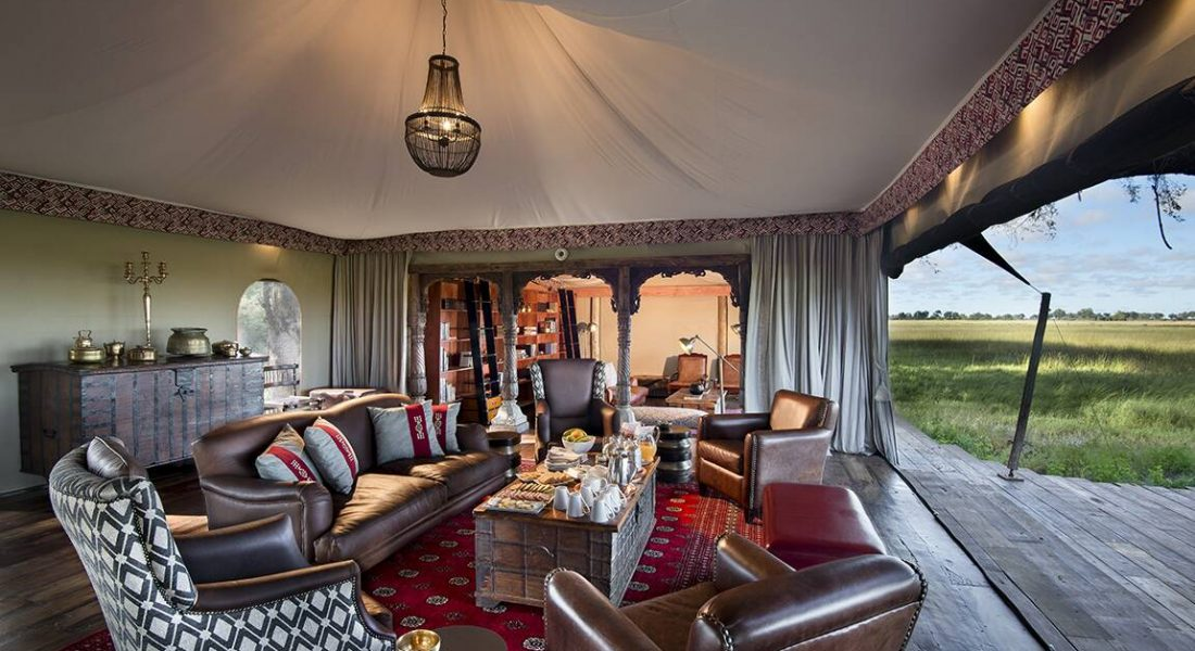 DUBA PLAINS 4 - BOTSWANA - THE INDIANA TRAVEL