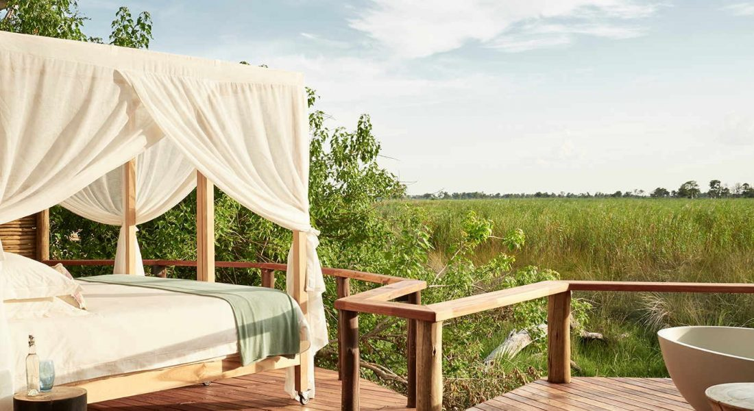 SANCTUARY 8 - BOTSWANA - THE INDIANA TRAVEL
