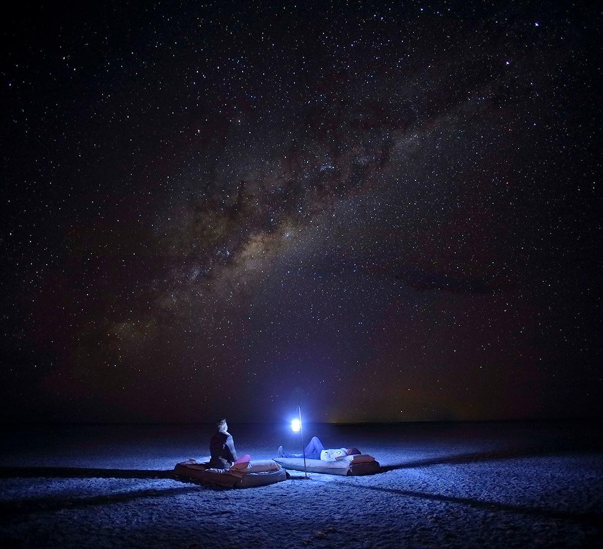 ESTRELLAS - BOTSWANA - SALAR - The Indiana Travel